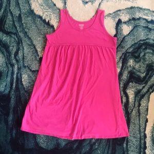 Hot Pink, Girls XX-Large Old Navy Dress